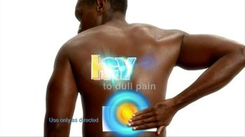 Icy Hot Medicated Patch TV Spot Featuring Shaquille O'Neal - Thumbnail 6
