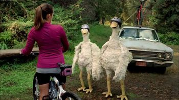 Foster Farms TV Spot For Biking Chickens