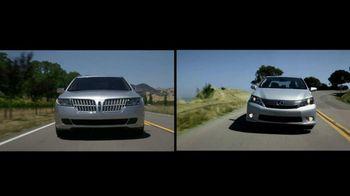 2012 Lincoln MKZ Discovery Drive TV Spot - Thumbnail 2