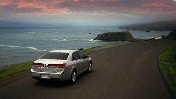 2012 Lincoln MKZ Discovery Drive TV Spot - Thumbnail 3