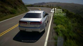 2012 Lincoln MKZ Discovery Drive TV Spot - Thumbnail 6