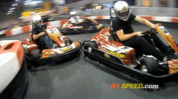 K1 Speed Indoor Cart Racing TV Spot - Thumbnail 1