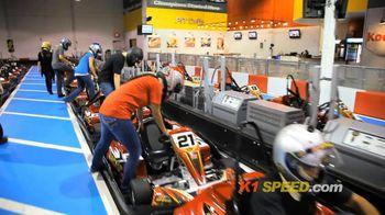 K1 Speed Indoor Cart Racing TV Spot - Thumbnail 3