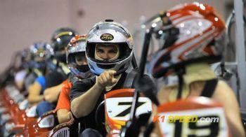 K1 Speed Indoor Cart Racing TV Spot - Thumbnail 4