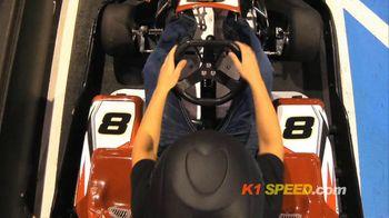K1 Speed Indoor Cart Racing TV Spot - Thumbnail 5