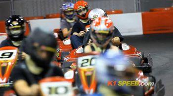 K1 Speed Indoor Cart Racing TV Spot - Thumbnail 6