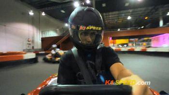 K1 Speed Indoor Cart Racing TV Spot - Thumbnail 7