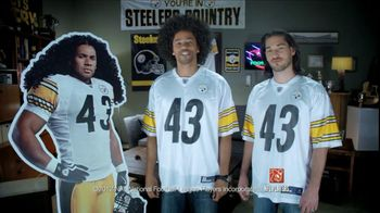 Head & Shoulders TV Spot, 'Living Flake-Free' Featuring Troy Polamalu