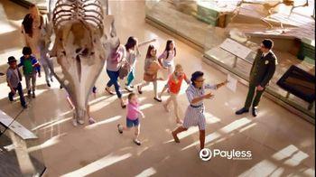 Payless Shoe Source TV Spot Museum