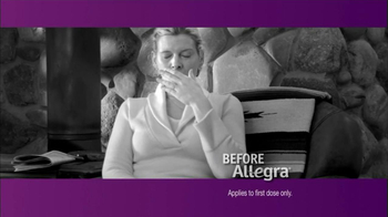 Allegra TV Spot, 'Before and After' - Thumbnail 3
