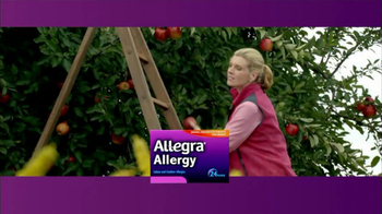 Allegra TV Spot, 'Before and After' - Thumbnail 6