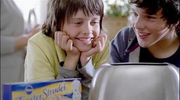 Pillsbury Toaster Strudel  TV Spot, 'Back to School Breakfast' - Thumbnail 2