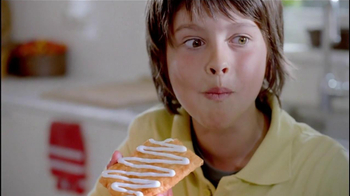 Pillsbury Toaster Strudel  TV Spot, 'Back to School Breakfast' - Thumbnail 5
