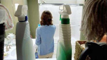 Mr. Clean Magic Eraser Bath Scrubber TV Spot, 'Clean Up the Universe' - Thumbnail 2