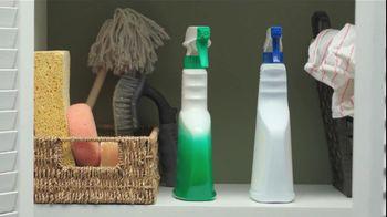 Mr. Clean Magic Eraser Bath Scrubber TV Spot, 'Clean Up the Universe' - Thumbnail 8