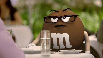 M&M's TV Spot Ms. Brown Featuring William Levy - Thumbnail 2
