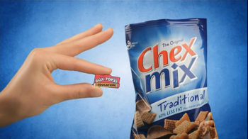 Chex Traditional TV Spot, 'Box Tops'
