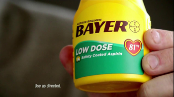 Bayer TV Spot For Symptoms Of A Heart Attack - Thumbnail 5