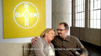 Bayer TV Spot For Symptoms Of A Heart Attack - Thumbnail 6