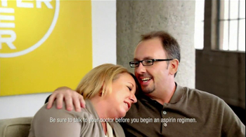 Bayer TV Spot For Symptoms Of A Heart Attack - Thumbnail 7