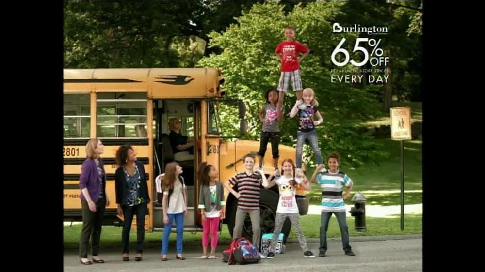 Burlington Coat Factory Tv Commercial For School Clothes Ispot Tv