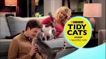 Tidy Cats TV Spot, 'Air Fresheners' - Thumbnail 7