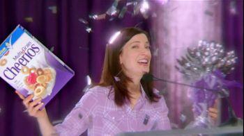 Multi Grain Cheerios TV Spot, 'Acceptance Speech'