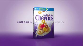 Multi Grain Cheerios TV Spot, 'Acceptance Speech' - Thumbnail 10