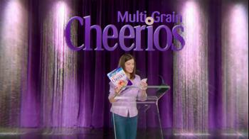 Multi Grain Cheerios TV Spot, 'Acceptance Speech' - Thumbnail 3