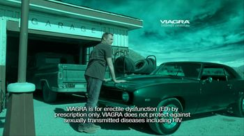 Viagra TV Spot For Knowing How To Get Things Done