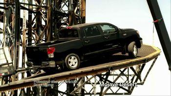 Toyota Tundra TV Spot, 'Mojave Desert' - Thumbnail 2