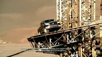 Toyota Tundra TV Spot, 'Mojave Desert' - Thumbnail 4