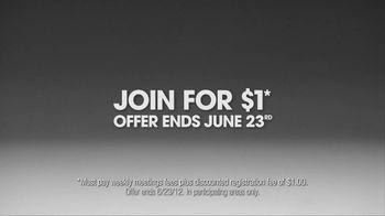 Weight Watchers TV Spot For $1 Membership Featuring Jennifer Hudson - Thumbnail 4