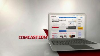 Comcast Self Service TV Spot, 'Manage Your Account' - Thumbnail 2