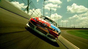 2012 Toyota Camry TV Spot, 'Transformation' Featuring Kyle Busch