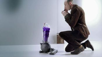 Dyson Vacuums With Cyclone Technology TV Spot, 'Burglar'