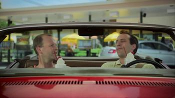 Sonic Drive-In TV Spot, 'Summer Solstice Half-Price Ice Cream Shakes'