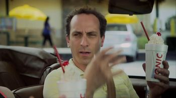 Sonic Drive-In TV Spot, 'Summer Solstice Half-Price Ice Cream Shakes' - Thumbnail 6