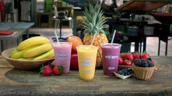 McDonald's McCafe Mango Pineapple Smoothie TV Spot, 'Happy Memories' - Thumbnail 10