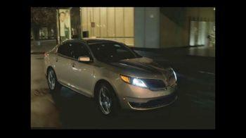 Lincoln TV Spot 2012 Lincoln MKS Featuring John Slattery - Thumbnail 3