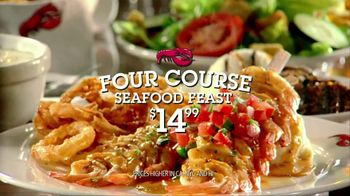 Red Lobster TV Spot For Four-Course Seafood Feast - Thumbnail 10