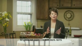 Angie's List TV Spot For Saving Time And Money - Thumbnail 5