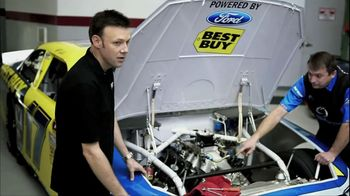 NASCAR/Grand-Am Road Racing TV Spot For NASCAR Reducing Emissions - Thumbnail 2