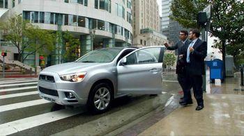 Mitsubishi Motors TV Spot 'Temp Drive'