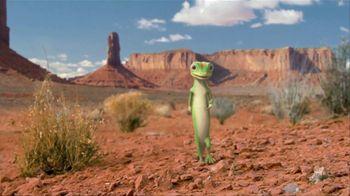 GEICO TV Spot, 'Strange Desert' Featuring Road Runner and Wile E. Coyote - Thumbnail 2