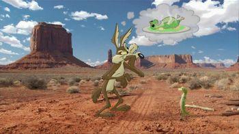 GEICO TV Spot, 'Strange Desert' Featuring Road Runner and Wile E. Coyote - Thumbnail 8