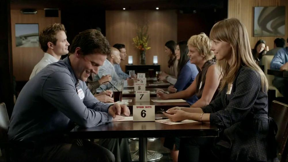 At t speed dating