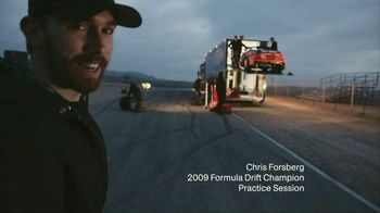 NOS TV Spot For Nos Featuring Chris Forsberg