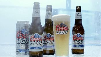 Coors Light TV Spot, 'Frost Brewed' - Thumbnail 9