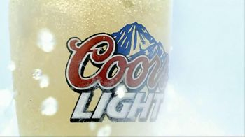 Coors Light TV Spot, 'Frost Brewed' - Thumbnail 4